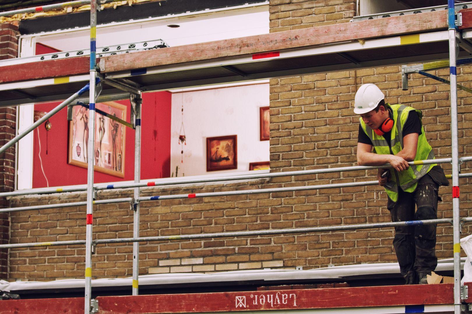Huis bosboomstraat heerhugowaard renovatie bam bouw zakelijke fotografie rick akkerman - Huis renovatie ...