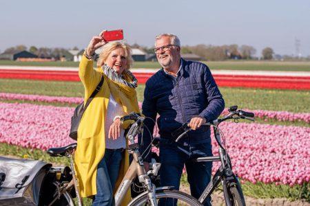 selfie-bollenveld-alkmaar-regio-fotograaf-rick-akkerman
