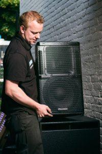 speaker-pioneer-audio-rick-akkerman-foto
